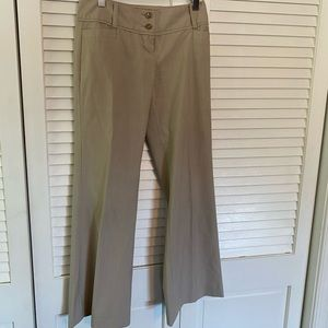 The Limited Cassidy Fit Beige Pants